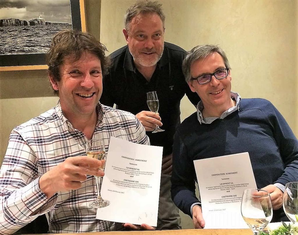 Financements industriels : Chetwode et LB Oprent signent un accord de coopération exclusif
